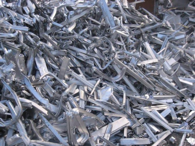 сдать алюминий СПБ